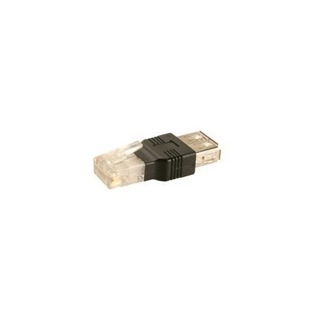 Adaptor USB la RJ-45(UTP)