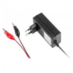 Incarcator universal pentru baterii de gel 6V 2A