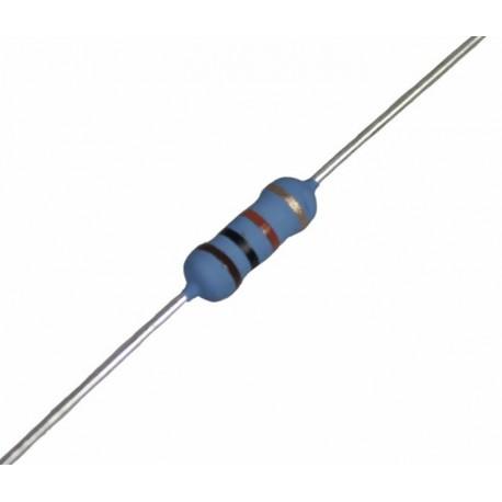 1W 120R - metal oxide