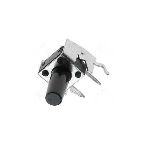 Microintrerupator in unghi 6x6x11mm