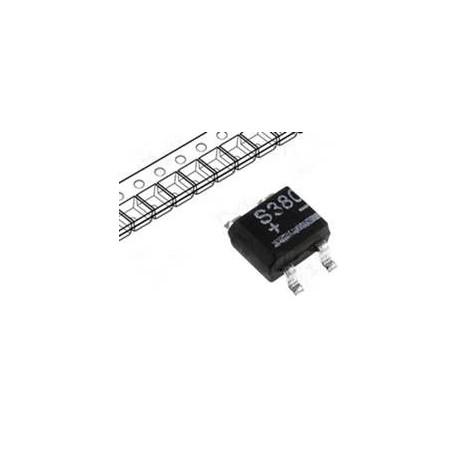 Punte redresoare 0.8A 800V SMD