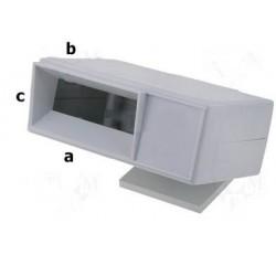 Carcasa pt. echipamente cu ecran 88x58x34