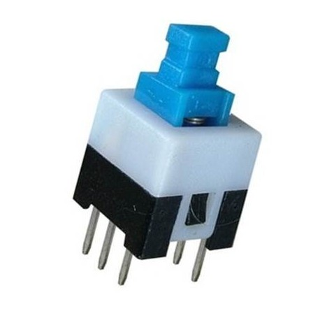 Microintrerupator 7x7mm fara retinere