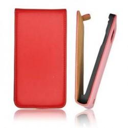 Husa Slim Flip LG L5 II rosie
