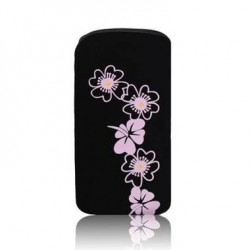 Husa ChicPocket UltraSlim Daisy iPhone 3G/4G/4S