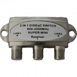 Switch Diseqc 2in-1out