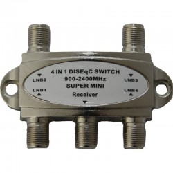 Switch Diseqc 4in-1out