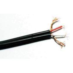 Cablu ecranat 2x1.8mm