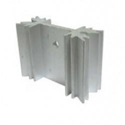 Radiator aluminiu 35x13x25mm