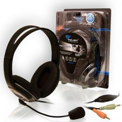 Casti cu microfon SN-640 Azusa