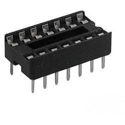 Soclu circuit integrat 14 pini