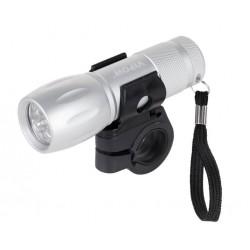 Lampa fata bicicleta 9 LED-uri