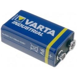 Baterie 9V Varta Industrial