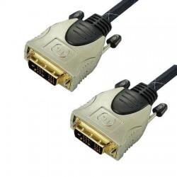 Cablu DVI-D - DVI-D 5m