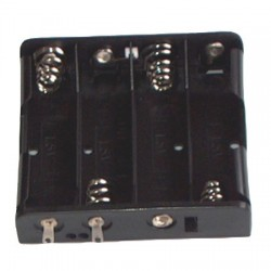 Suport baterii 4xR6