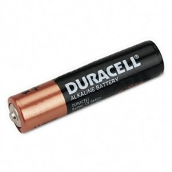 Baterie alcalina R6 Duracell