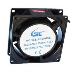 Ventilator 220V 80x80x25mm