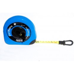 Ruleta profesionala 10m banda fibra sticla