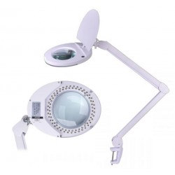 Lampa cu lupa lentila 5 dioptrii 60 led-uri putere 8W