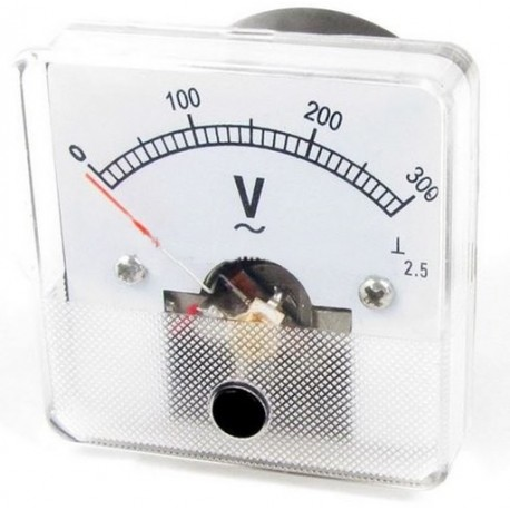 Voltmetru analogic 300V curent alternativ