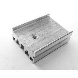 Radiator aluminiu 19x8x25mm