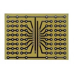 Placa de test 52x72mm