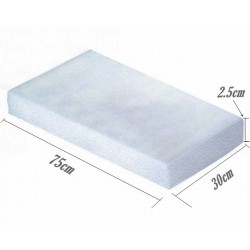 Material textil izolator fonic 75x30x2.5cm
