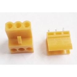 Set 2 conectori PCB 3 pini