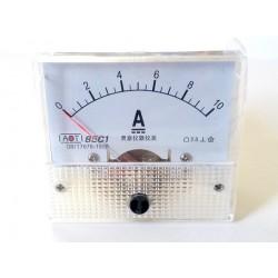 Ampermetru analogic 10A curent continuu