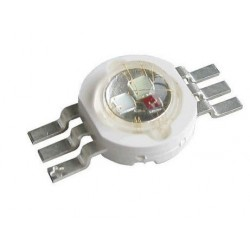 Led 3W RGB 8mm