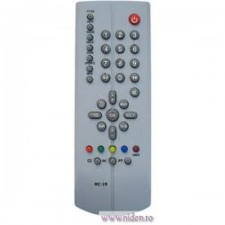 Telecomanda Beko LCD RC19
