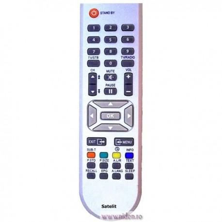 Telecomanda Focussat