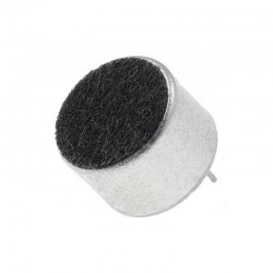 Microfon 6x2.2mm cu terminale