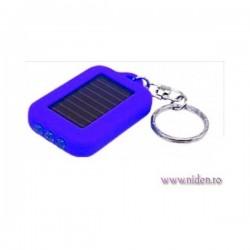 Breloc solar 3 led-uri Albe