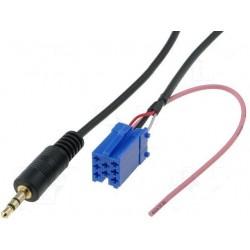 Adaptor aux - jack 3.5mm Becker ,Blaupunkt ,VDO