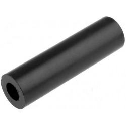 Distantier cilindric 25x7mm polistiren