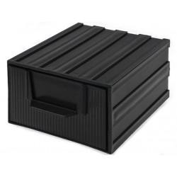 Modul sertar 105x120x60mm negru