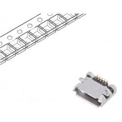 Mufa SMT micro USB mama
