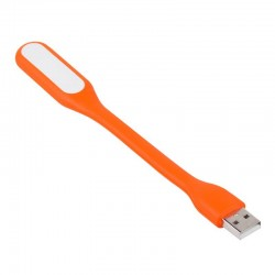 Lampa usb cu LED-uri smd portocalie