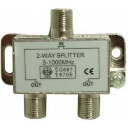 Spliter 2 iesiri 5 - 900 MHz