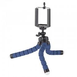 Trepied Camera/Telefon albastru