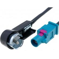 Adaptor antena mufa radio Blaupunkt unghi - mufa Fakra