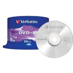 DVD+R Verbatim 16X 4.7Gb