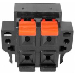 Conector difuzor 4 contacte