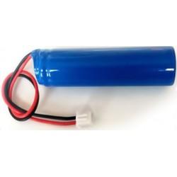 Acumulator Li-ion 18650 3.7V 2000mA cu cablu