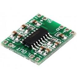 Kit amplificator stereo PAM8403 clasa D 2x3W
