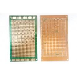 Cablaj de test verde 90x150mm