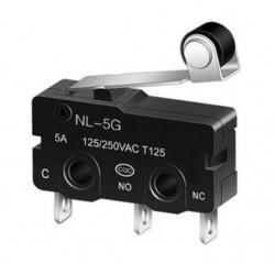 Microintrerupator limitator de cursa NL-5G