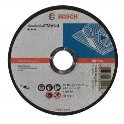 Disc abraziv 125x1.6x22.3mm BOSCH