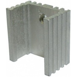 Radiator aluminiu 16x15x10mm
